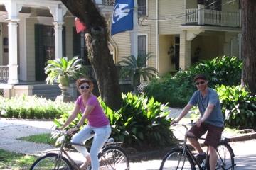 Excursão de bicicleta em Nova Orleans