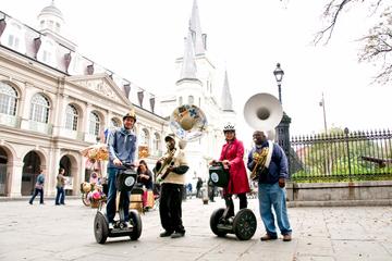 Excursão em Segway no quarteirão francês de Nova Orleans