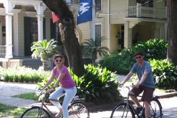 Fahrradtour in New Orleans