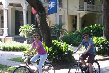 Fietstocht door New Orleans