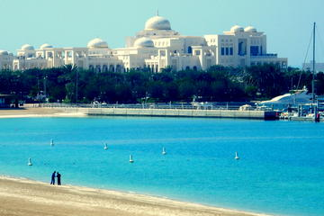 Abu Dhabi Comprehensive Tour with Buffet Lunch