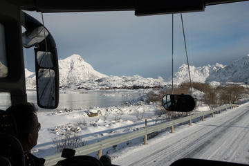Guided Sightseeing Trip from Svolvaer...