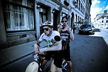 Visite touristique en scooter à Montréal