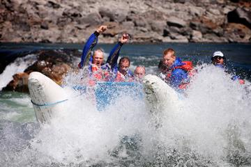 Book Half-Day Thompson River Motorized Rafting on Viator