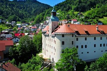 Idrija Half Day Excursion: UNESCO Town including Castle and Mine Tour...