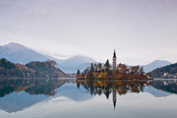 Lake Bled and Castle Half Day Tour Visiting an Old Printing Workshop...