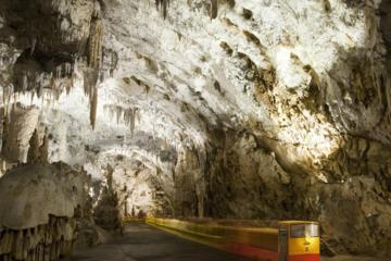 Postojna Cave with Train Ride and Predjama Castle Day Trip from...