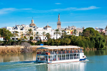 2-Day Seville Tour from Granada with Royal Alcazar Palace, Seville