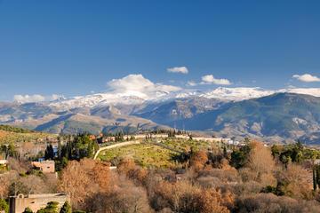Excursión de un día a Sierra Nevada desde Granada