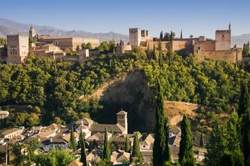 Excursión privada: Alhambra y Generalife