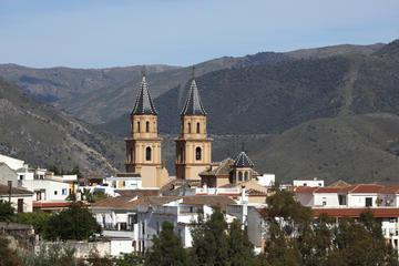 Excursion à Las Alpujarras au départ...