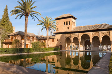 Motril Shore Excursion: Alhambra Day...