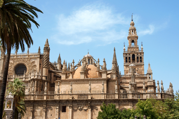 Passeio de um dia por Sevilha saindo de Granada