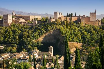 Privétour: Alhambra en Generalife