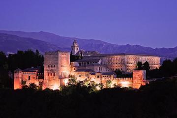 Recorrido privado: la Alhambra por la noche, incluidos los Palacios...