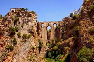 Ronda Tagesausflug von Sevilla: Weinprobe, Stierkampfarena und...