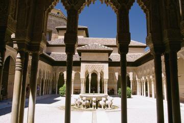 Salta la fila: Tour di mezza giornata dell'Alhambra e dei giardini
