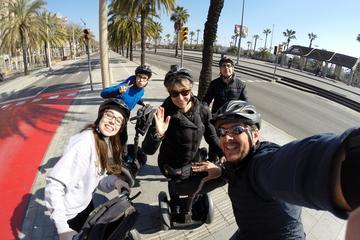 3-stündige Segway-Tour durch Barcelona