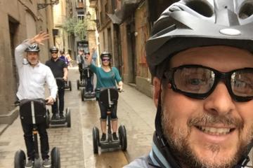 Barcelona 3-hour Private Segway Tour