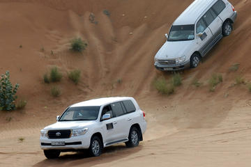 Desert Safari in Dubai with BBQ Dinner and Live Shows