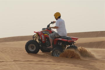 Quad Bike Desert Excursion from Dubai