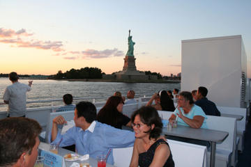 Cruise i Manhattan Harbor