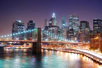 Skumringscruise i New York City