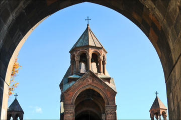 Day Trip: Echmiadzin Mother Cathedral, Hripsime Church, Gayane...