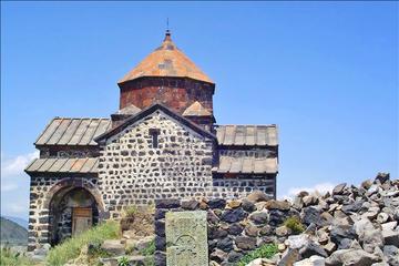 Tsaghkadzor with Kecharis, Lake...