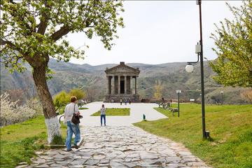 Garni pegan temple - Geghard monastery complex - Tsaghkadzor Cablecar - Kecharis Monastery from Yerevan