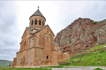 Khor Virap, Noravank and Areni Winery from Yerevan