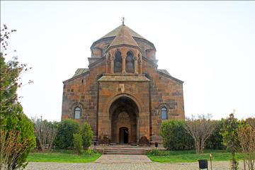 Private Half-day Echmiadzin Cathedral, Hripsime and Zvartnots Temple from Yerevan