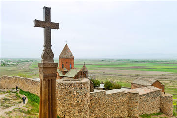 Private Half-Day Khor Virap Monastery Tour from Yerevan