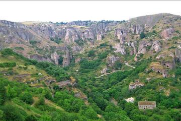 Yeravan Day Trip to Areni, Tatev...