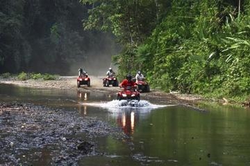 ATV Half Day Tour includes 4 hours of ATV riding and lunch