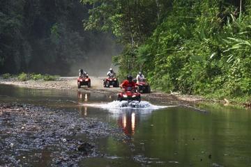 Three Hour ATV Tour through Costa Rican Rainforest