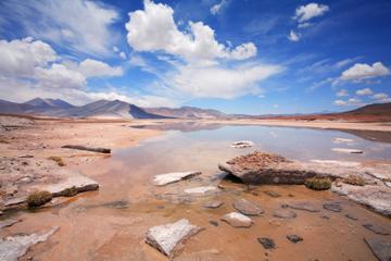 4-tägige Atacamawüsten Tour: Moon Valley, Geysire del Tatio und den...