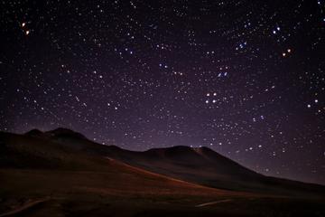 Excursion d'observation des étoiles dans le désert d'Atacama
