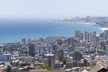 Private Tour: Viña del Mar and Valparaiso City Sig