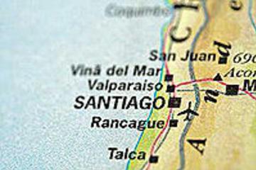 Trasferimento di arrivo privato dall'aeroporto di Santiago