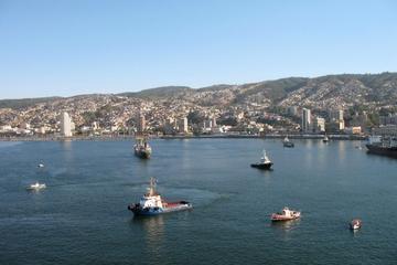 Valparaíso como un lugareño: Recorrido privado a pie con crucero por...