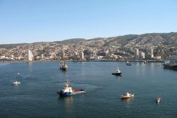 Valparaiso Like a Local: Private Walking Tour with Harbor Cruise...