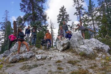Excursión en Sierra Nevada a Yosemite y Tahoe