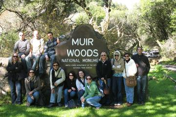 Muir Woods and Sonoma Wine Country...