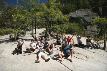 Tour met kleine groep vanuit San Francisco naar Yosemite