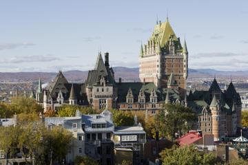 Excursão Turística pela Cidade de Quebec