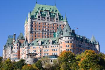 Excursion sur le littoral de Québec: tour de Québec