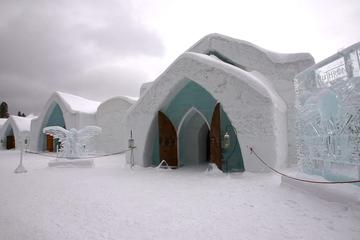 Ice Hotel and City Tour in Quebec City