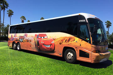 Disneyland Resort Express: Airport Transfer between John Wayne...