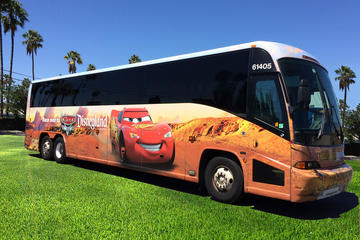 Disneyland Resort Express: Flughafentransfer John Wayne Airport und...